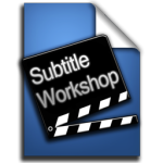 Subtitle Workshop 6.0b i 6.01 r7 portable