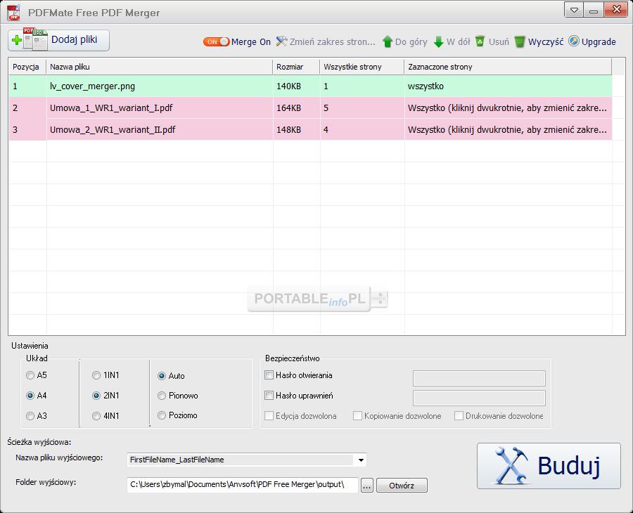 pdf merger for windows 7 64 bit