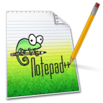 Notepad++ 7.5.4 portable